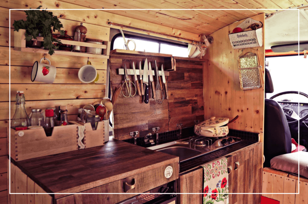 Camper Ausbau Ratgeber als PDF eBook: Lecker Essen kochen in der mobilen Camper-Küche