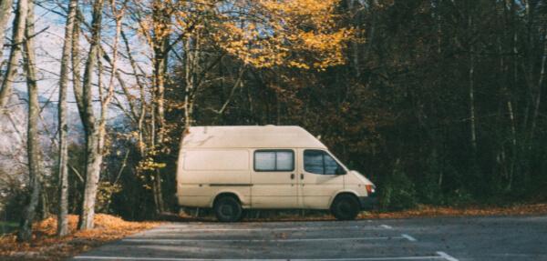 Ford Transit: Van für Weltreise