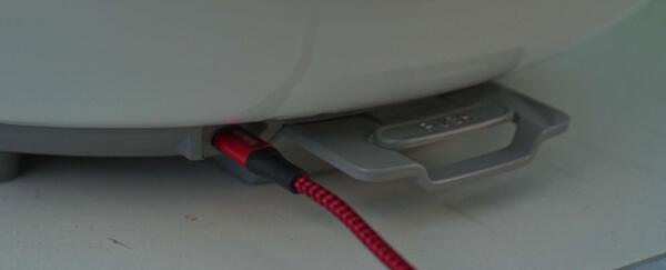 """Grillerette Premium von ROWI - Micro-USB-Betrieb oder mit Akkus/Batterien vom Typ Mignon """"AA"""""""